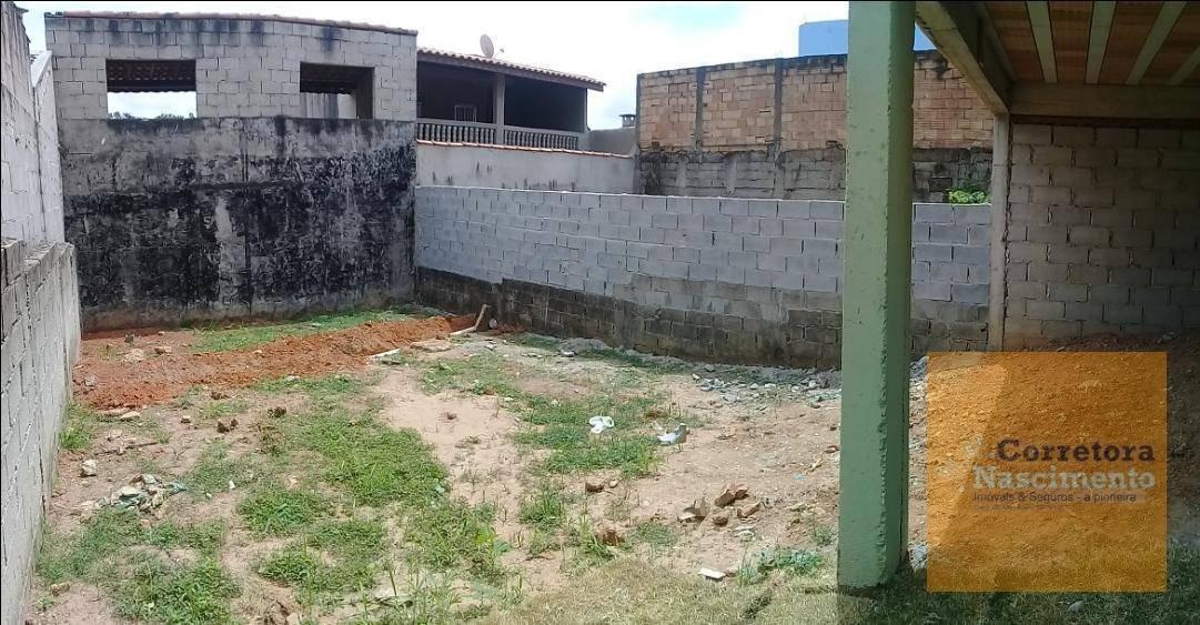 casa com 2 dormitórios à venda, 68 m² por r$ 215.000,00 - parque dos príncipes - jacareí/sp - ca0933
