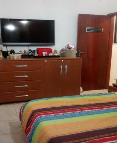 casa com 2 dormitórios à venda, 68 m² por r$ 223.000 - vila voturua - são vicente/sp - ca0765