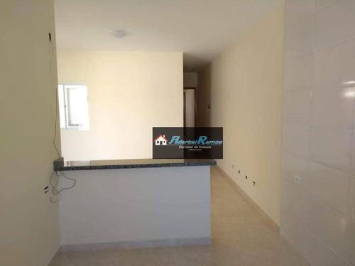 casa com 2 dormitórios à venda, 69 m² por r$ 189.000 - jardim barra de jangada - peruíbe/sp - ca1329