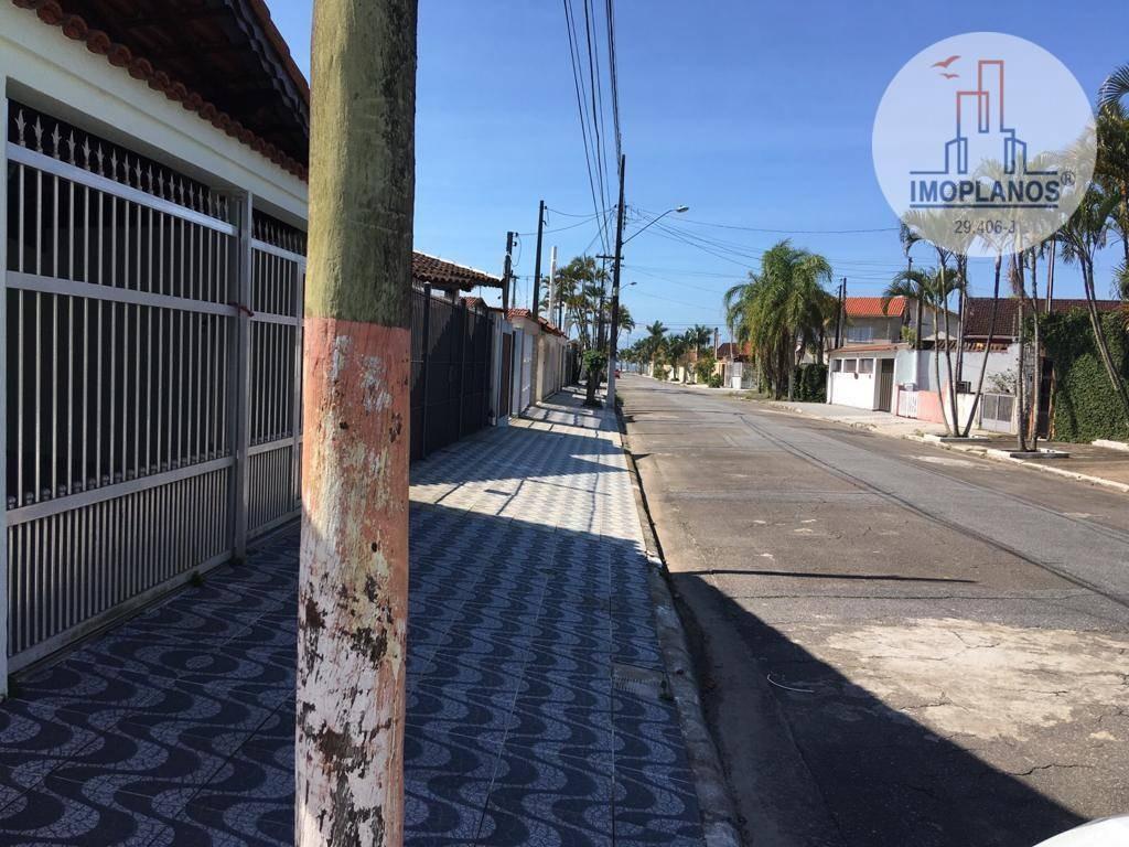 casa com 2 dormitórios à venda, 69 m² por r$ 260.000,00 no bairro solemar em praia grande/sp - ca1250