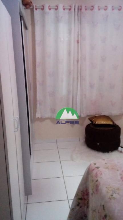 casa com 2 dormitórios à venda, 70 m² por r$ 220.000,00 - capela velha - araucária/pr - ca0387