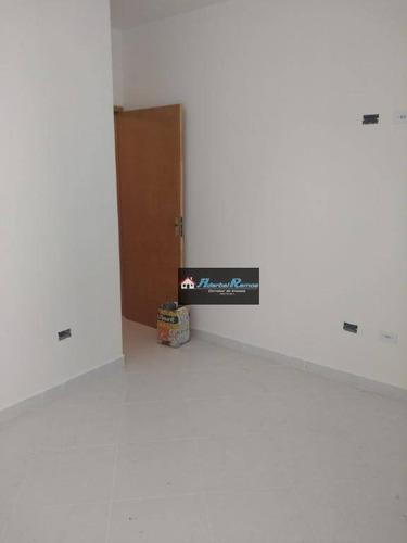 casa com 2 dormitórios à venda, 70 m² por r$ 235.000 - jardim peruíbe - peruíbe/sp - ca1322