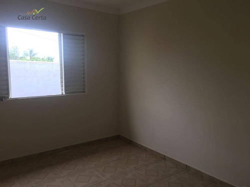 casa com 2 dormitórios à venda, 70 m² por r$ 250.000 - jardim novo i - mogi guaçu/sp - ca0708