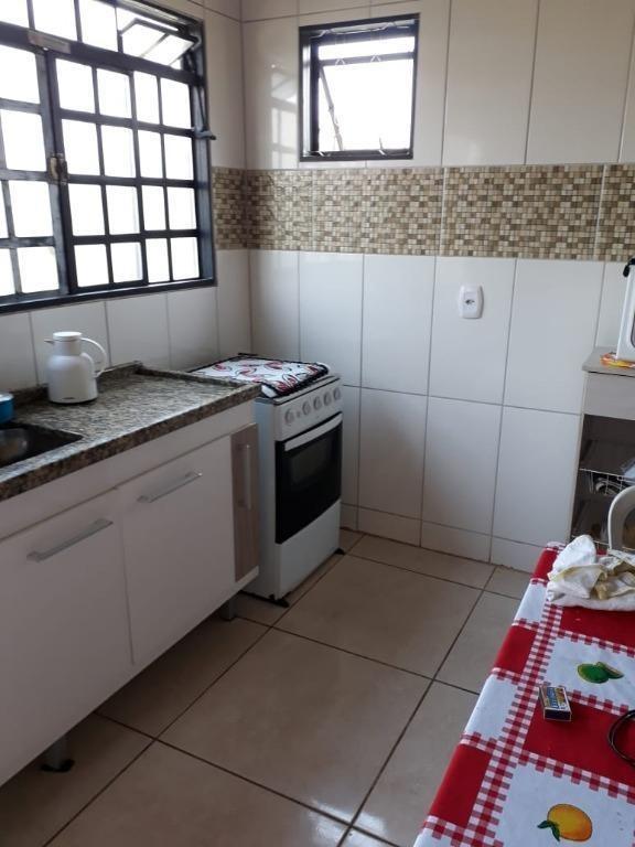 casa com 2 dormitórios à venda, 70 m² por r$ 250.000 - parque residencial vila união - campinas/sp - ca0280
