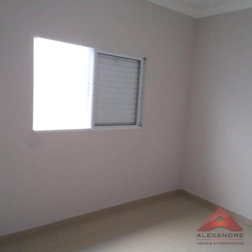 casa com 2 dormitórios à venda, 70 m² por r$ 287.000 - vista linda - são josé dos campos/sp - ca3963