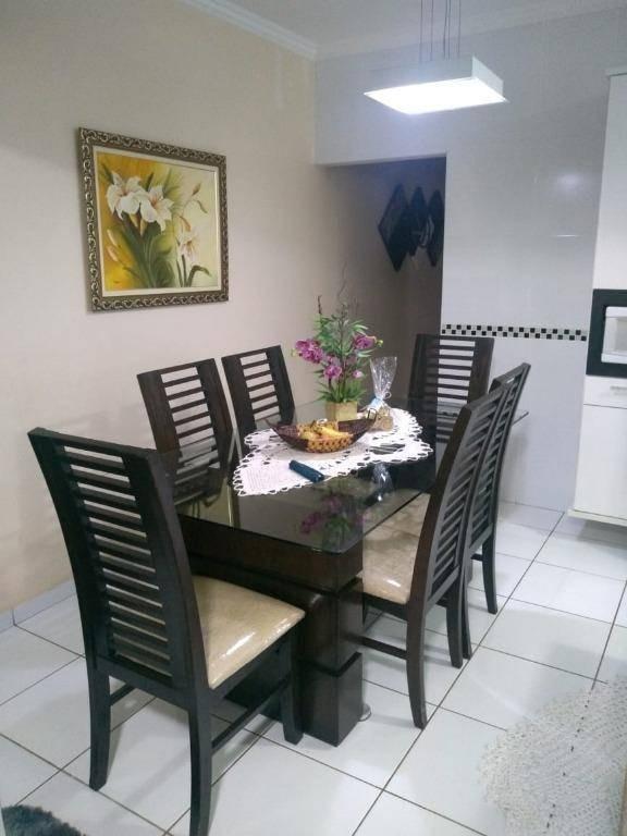 casa com 2 dormitórios à venda, 70 m² por r$ 296.800,00 - jardim residencial santina paroli peccinino - limeira/sp - ca0206