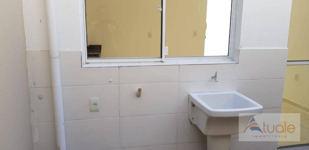 casa com 2 dormitórios à venda, 71 m² - parque rural fazenda santa cândida - campinas/sp - ca6301