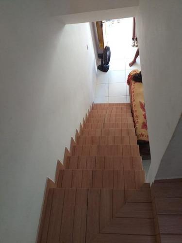 casa com 2 dormitórios à venda, 73 m² por r$ 230.000,00 - alto da posse - nova iguaçu/rj - ca0249