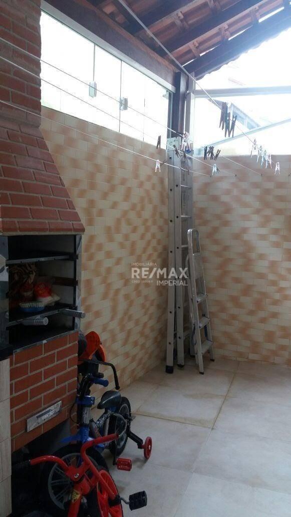 casa com 2 dormitórios à venda, 74 m² por r$ 371.000 - residencial viva vida - cotia/sp - ca3648