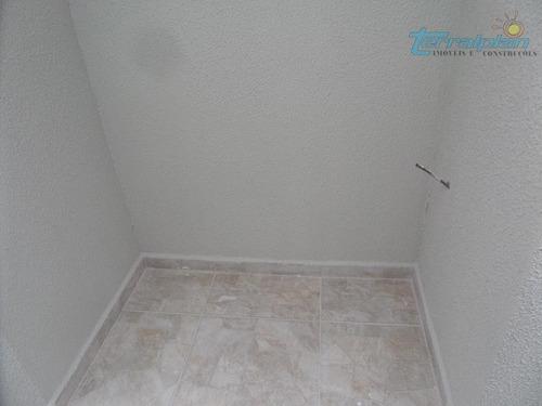 casa com 2 dormitórios à venda, 75 m² por r$ 220.000 - vila romar - peruíbe/sp - ca1101