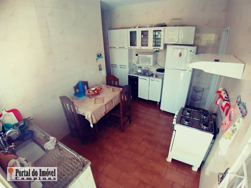 casa com 2 dormitórios à venda, 75 m² por r$ 270 - jardim anton von zuben - campinas/sp - ca0268