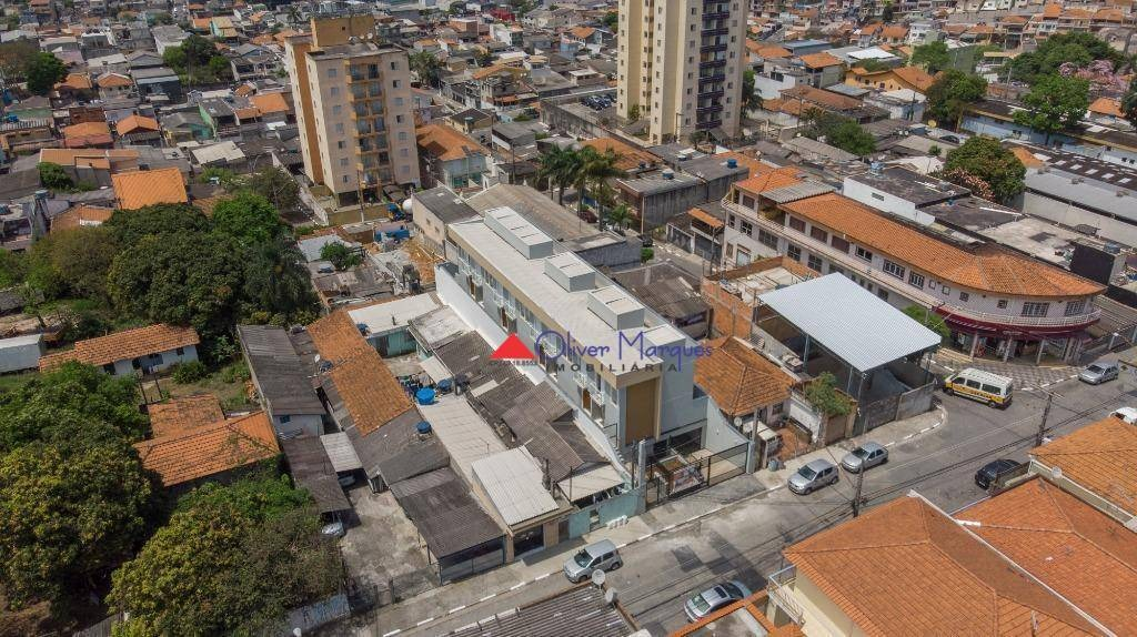 casa com 2 dormitórios à venda, 77 m² por r$ 345.000,00 - jaguaribe - osasco/sp - ca1434