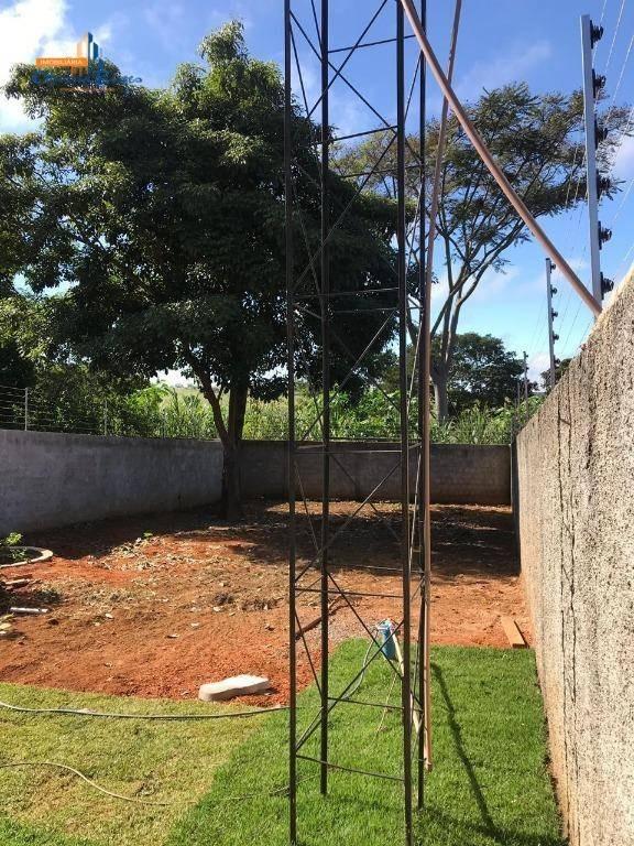 casa com 2 dormitórios à venda, 79 m² por r$ 215.000 - jardim promissão - anápolis/go - ca1462