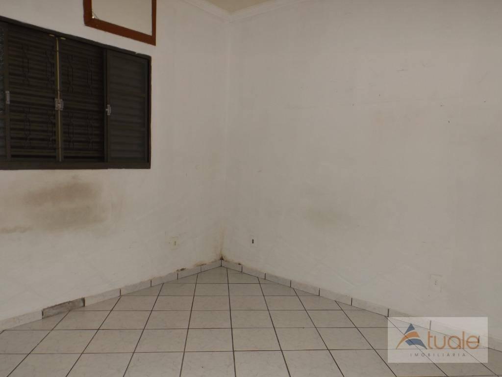 casa com 2 dormitórios à venda, 80 m² - loteamento remanso campineiro - hortolândia/sp - ca6444