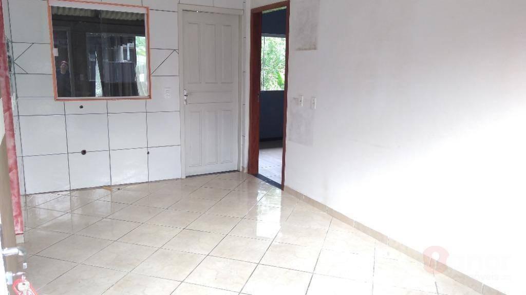 casa com 2 dormitórios à venda, 80 m² por r$ 215.000,00 - itoupavazinha - blumenau/sc - ca0523