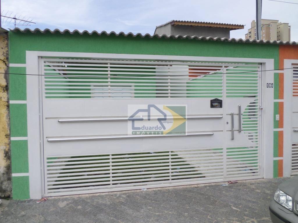 casa com 2 dormitórios à venda, 80 m² por r$ 310.000 - parque suzano - suzano/sp - ca0187