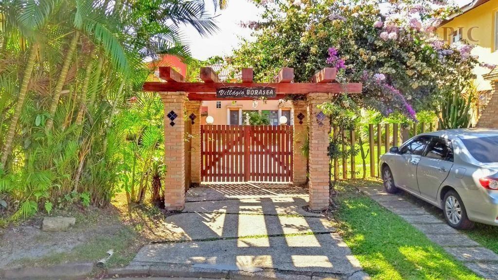 casa com 2 dormitórios à venda, 80 m² por r$ 380.000,00 - morada da praia - bertioga/sp - ca0042