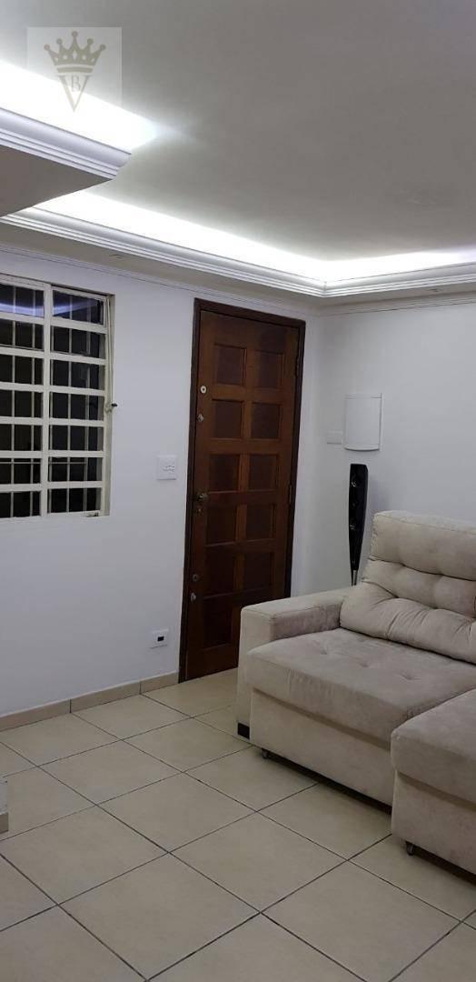 casa com 2 dormitórios à venda, 80 m² por r$ 430.000 - interlagos - são paulo/sp - ca0285