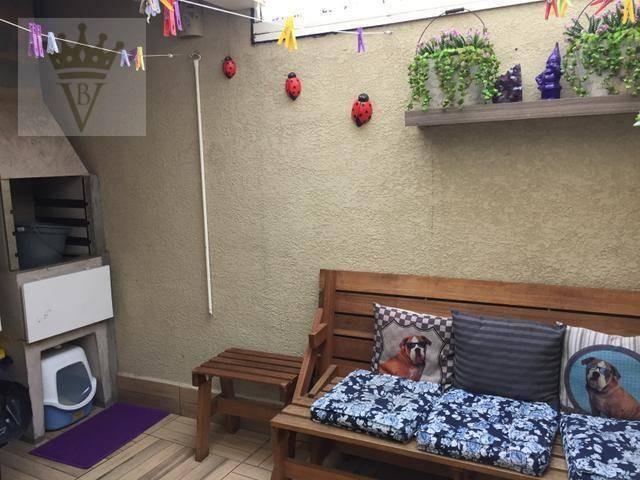 casa com 2 dormitórios à venda, 80 m² por r$ 500.000 - imirim - são paulo/sp - ca0445