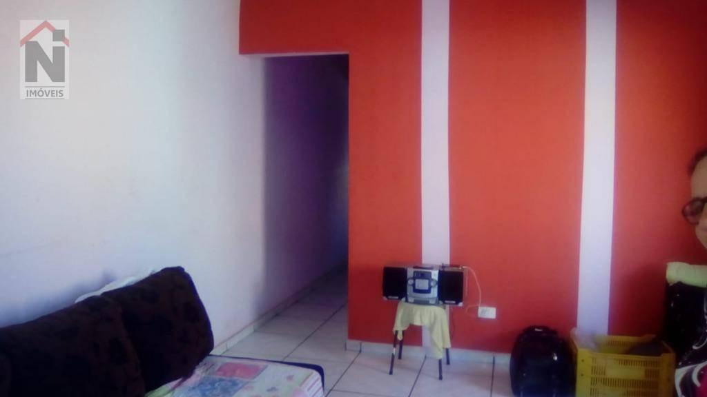 casa com 2 dormitórios à venda, 80 m² por r$  - jardim santa inês - suzano/sp - ca0025