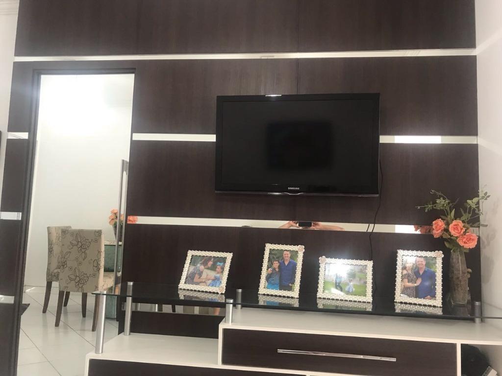 casa com 2 dormitórios à venda, 82 m² por r$ 255.000,00 - bela vista - palhoça/sc - ca1756