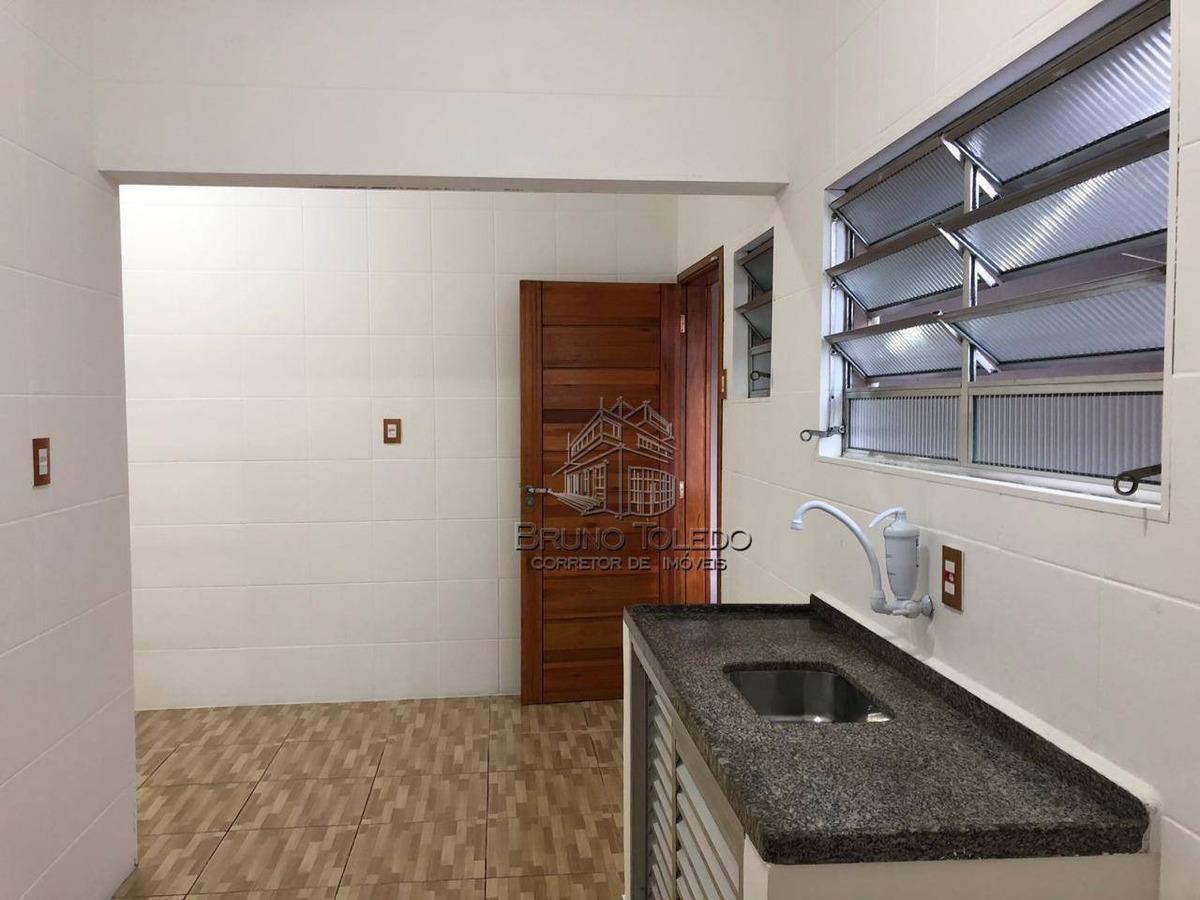 casa com 2 dormitórios à venda, 85 m² por r$ 500.000,00 - centro - são vicente/sp - ca0008