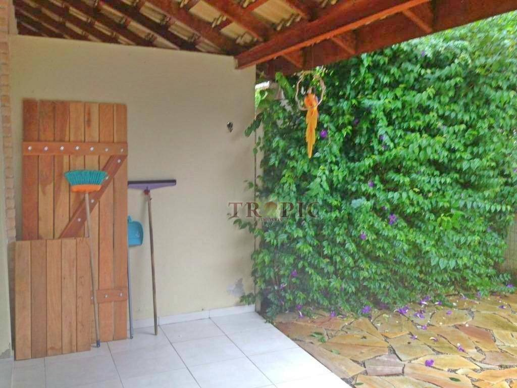 casa com 2 dormitórios à venda, 86 m² por r$ 350.000,00 - morada da praia - bertioga/sp - ca0247