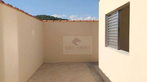 casa com 2 dormitórios à venda, 87 m² por r$ 165.000,00 - recanto dos girassóis - piracaia/sp - ca3308