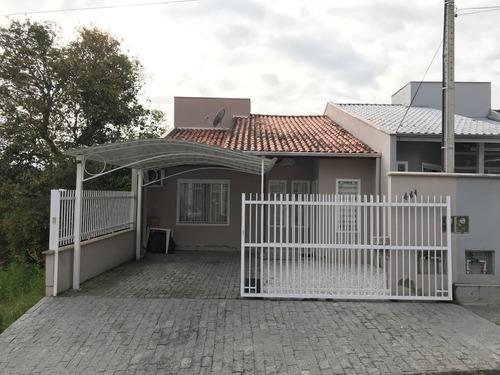 casa com 2 dormitórios à venda, 88 m² por r$ 240.000 - passo manso - blumenau/sc - ca0916