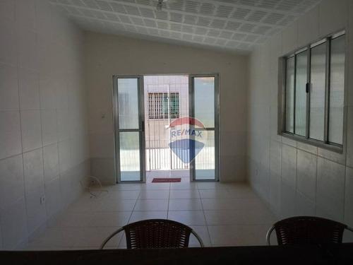 casa com 2 dormitórios à venda, 90 m² por r$ 170.000 - janga - paulista/pe - ca0086