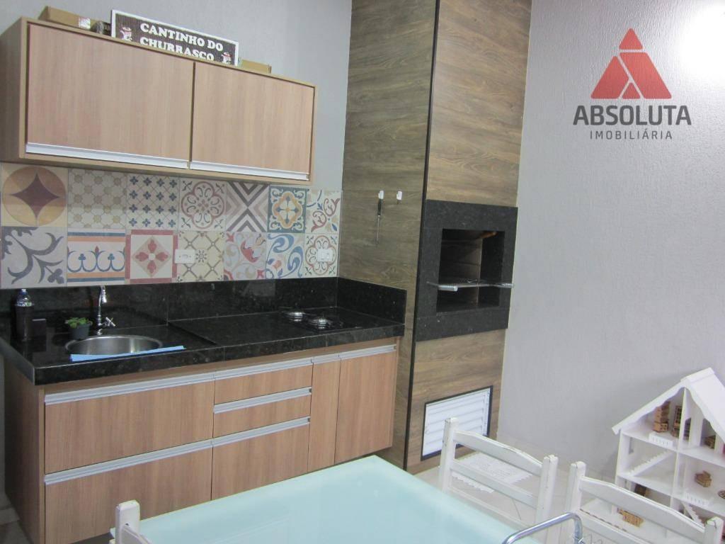 casa com 2 dormitórios à venda, 90 m² por r$ 320.000 - parque nova carioba - americana/sp - ca1987
