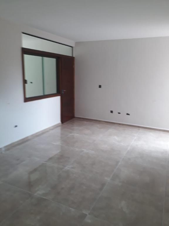 casa com 2 dormitórios à venda, 90 m² por r$ 455.000 - marapé - santos/sp - ca0428