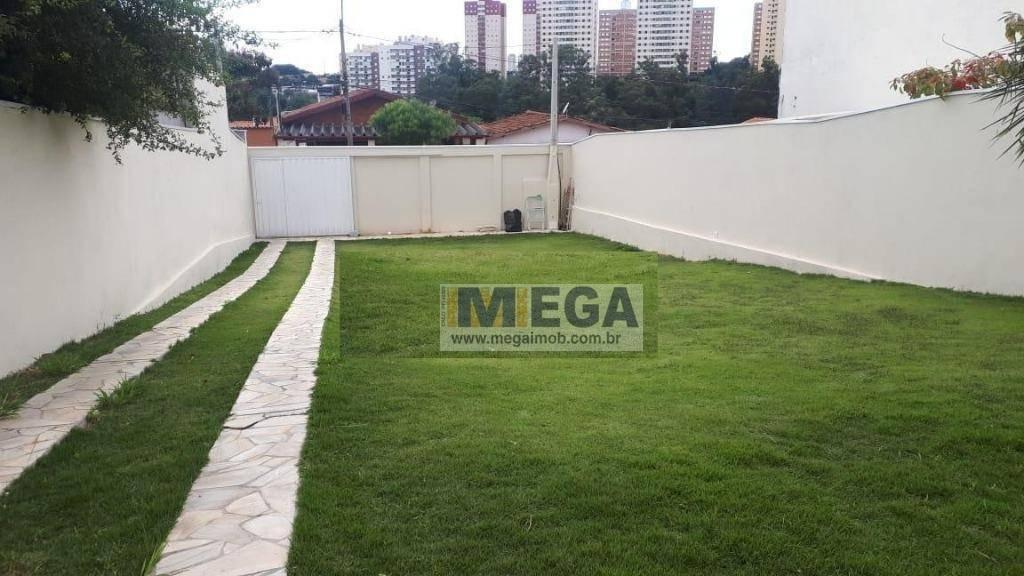 casa com 2 dormitórios à venda, 95 m² por r$ 380.000,00 - jardim nova europa - campinas/sp - ca1199