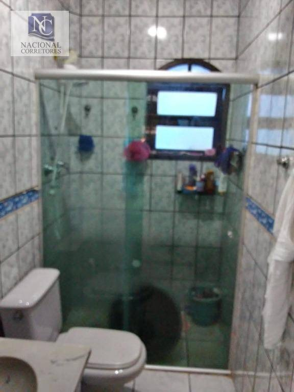 casa com 2 dormitórios à venda, 98 m² por r$ 270.000 - santo antônio - santo andré/sp - ca2568