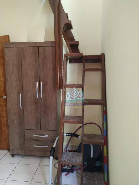 casa com 2 dormitórios à venda, 990 m² por r$ 307.400 - jardim santa esmeralda - hortolândia/sp - ca0555
