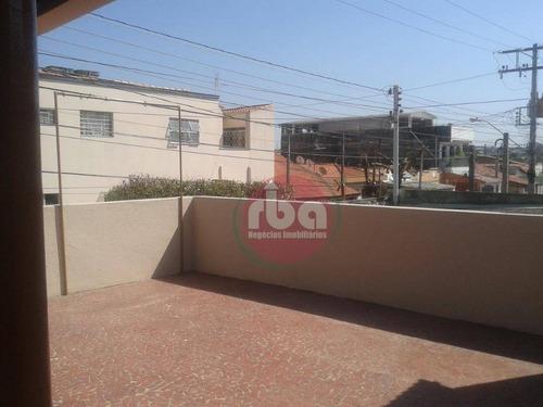 casa com 2 dormitórios à venda e locação , 93 m² por r$ 215.000 - além ponte - sorocaba/sp - ca1719