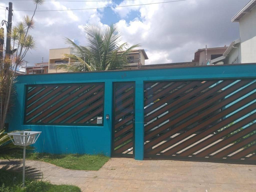 casa com 2 dormitórios à venda ou locação, 130 m² -  parque jambeiro - campinas/sp - ca0379