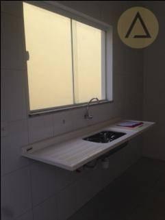 casa com 2 dormitórios à venda por r$ 140.000 - vale encantado - macaé/rj - ca0945