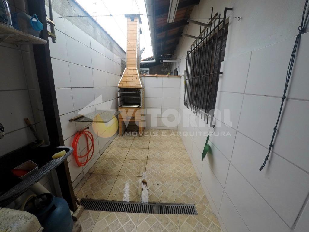 casa com 2 dormitórios à venda por r$ 265.000 - jardim britânia - caraguatatuba/sp - ca0303