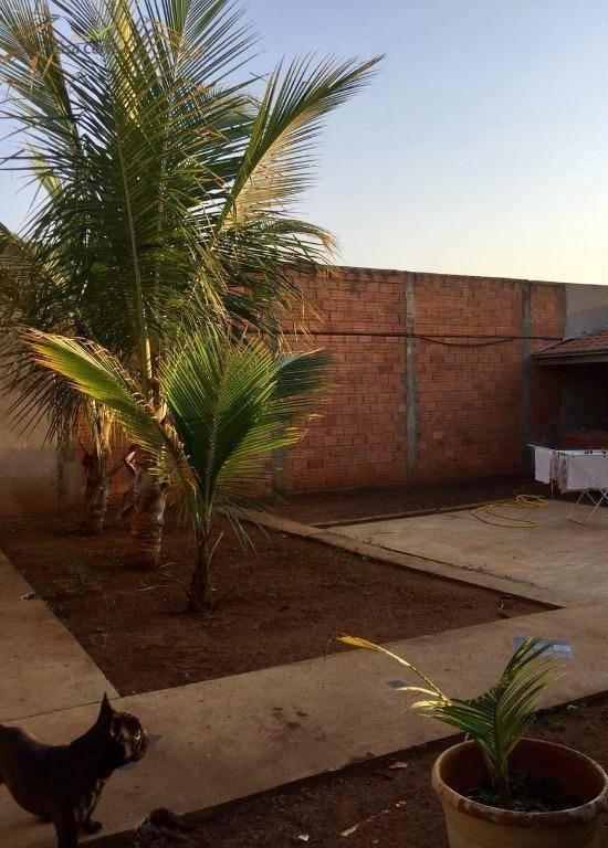 casa com 2 dormitórios à venda por r$ 350.000 - jardim nazareth - mogi mirim/sp - ca1228