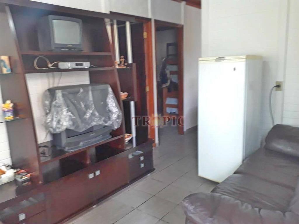 casa com 2 dormitórios à venda por r$ 350.000,00 - morada praia - bertioga/sp - ca0358