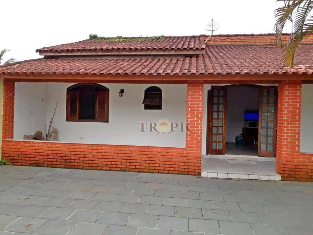 casa com 2 dormitórios à venda por r$ 400.000,00 - morada praia - bertioga/sp - ca0336