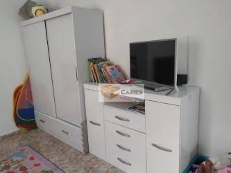 casa com 2 dormitórios à venda por r$ 420.000 - jardim santana - valinhos/sp - ca2247