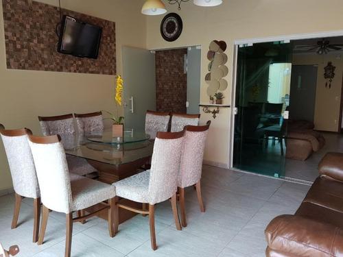 casa com 2 dormitórios à venda por r$ 470.000 - parque via norte - campinas/sp - ca6991