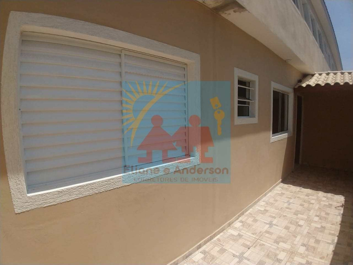 casa com 2 dorms, balneário gaivota, itanhaém - r$ 140 mil, cod: 840 - v840