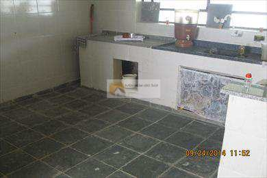 casa com 2 dorms, balneário gaivotas, itanhaém - r$ 100 mil, cod: 2414 - v2414