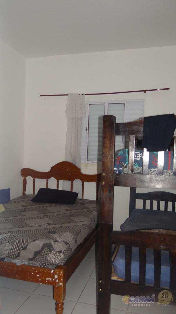 casa com 2 dorms, balneário itaguai, mongaguá - r$ 212 mil, cod: 5874 - v5874