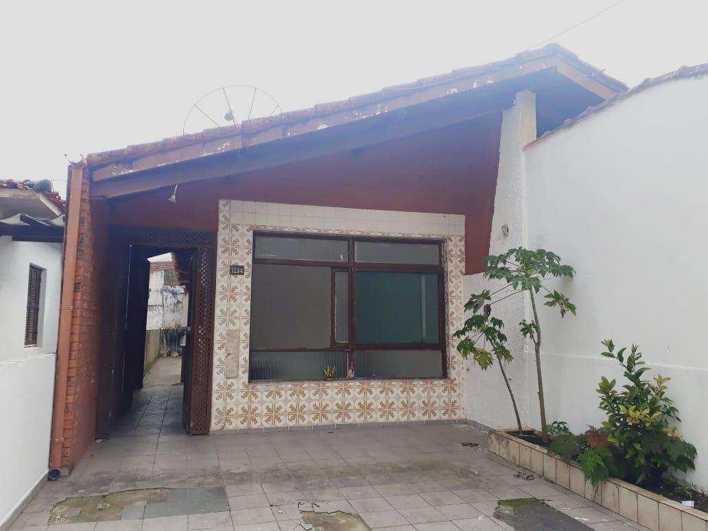 casa com 2 dorms, caiçara, praia grande - r$ 230.000,00, 130m² - codigo: 412856 - v412856