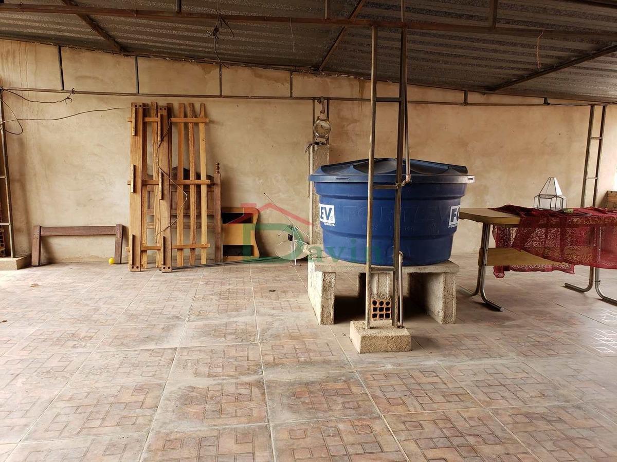 casa com 2 dorms, centro, santa cruz de minas - r$ 200 mil, cod: 263 - v263