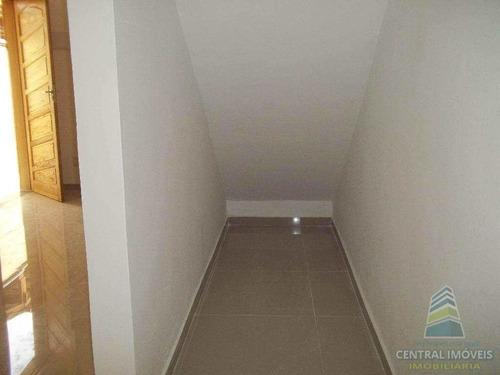 casa com 2 dorms, cidade naútica, são vicente - r$ 237 mil, cod: 4147 - v4147